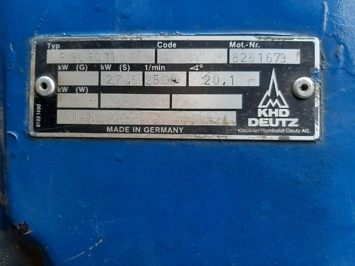 Dumper Bergmann AT 230, 4×4, 3 Zijde Kieper full