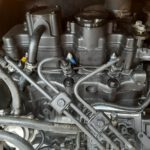 Atlas Copco QLT H40, Lichtmast 4 x 1000Watt, Defect! full